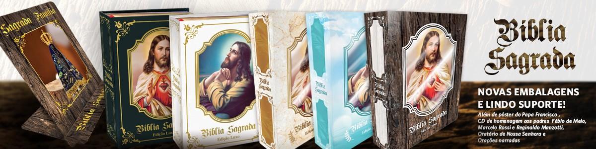 BÍBLIAS CATÓLICAS NOVAS