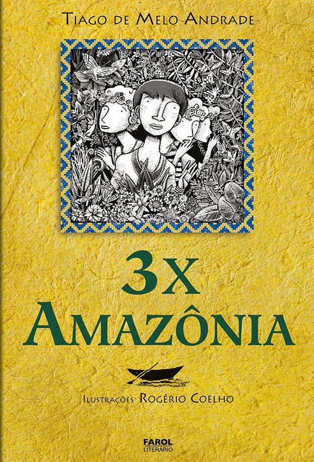 3X AMAZONIA - CAPA